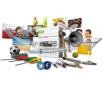 RC MediaScreen